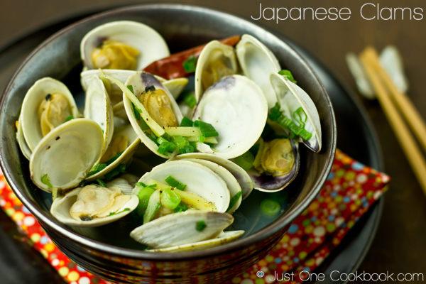 japanese-clams